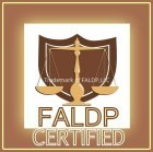 FALDP Certified badge