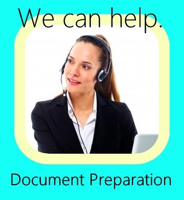 Legal Document Preparation Services