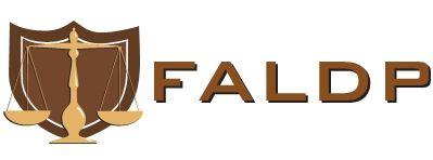 FALDP logo - horizontal format