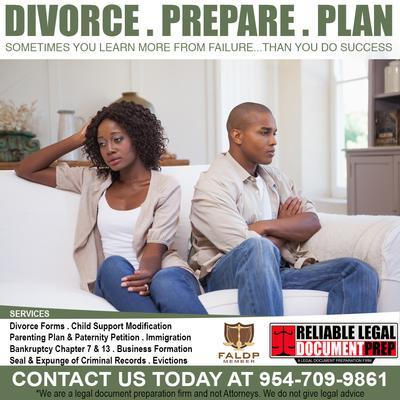 Reliable Legal Document Prep Inc - Legal document preparation business