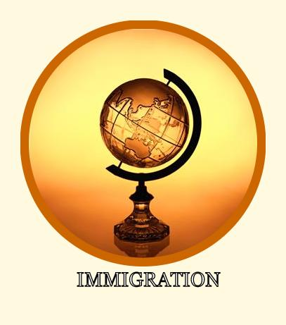 immigration course icon
