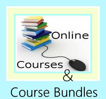 Online courses & bundles