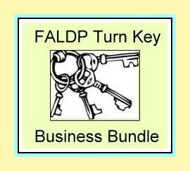Turn Key Business Bundle icon