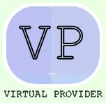 Virtual Provider badge
