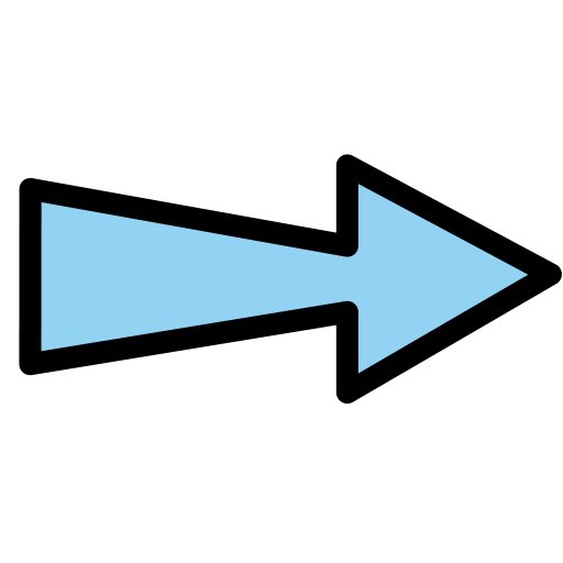 blue arrow right