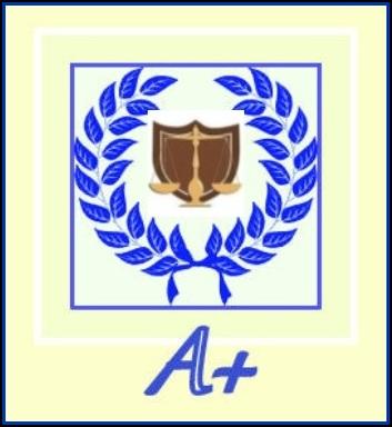 Blue Ribbon A+ Badge