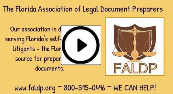 FALDP pro se source video thumbnail