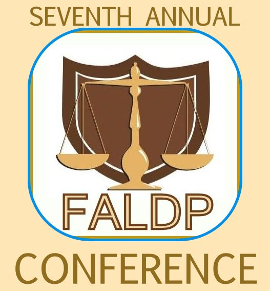 7th Annual FALDP Conference